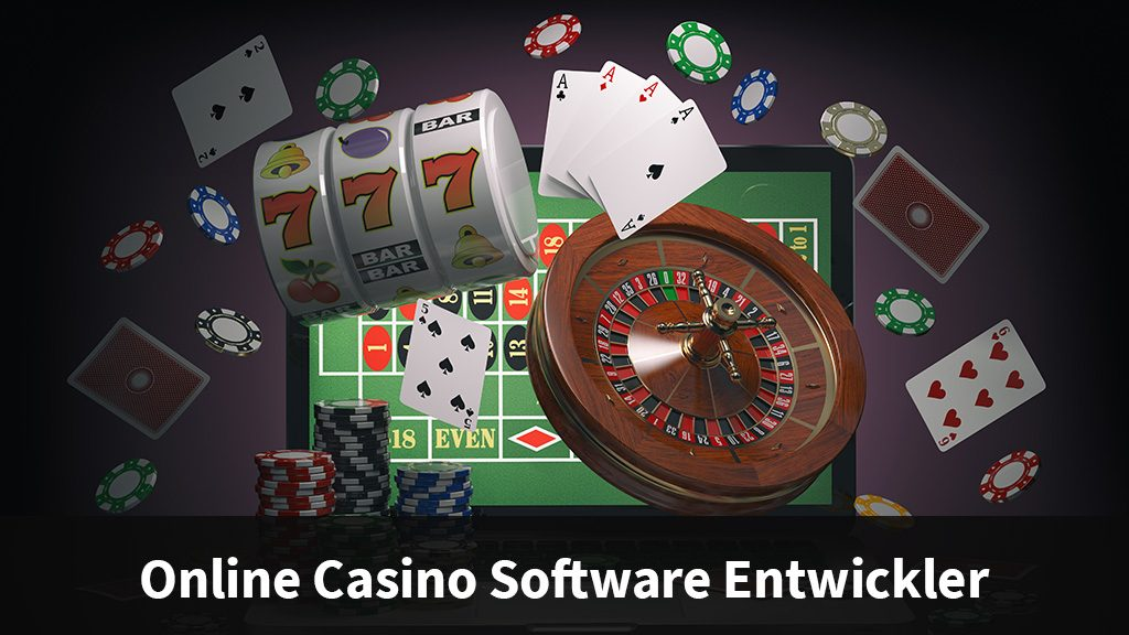 Online Casino Software Entwickler
