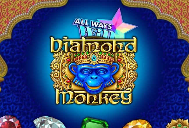 Diamond Monkey slot in AT Casinos